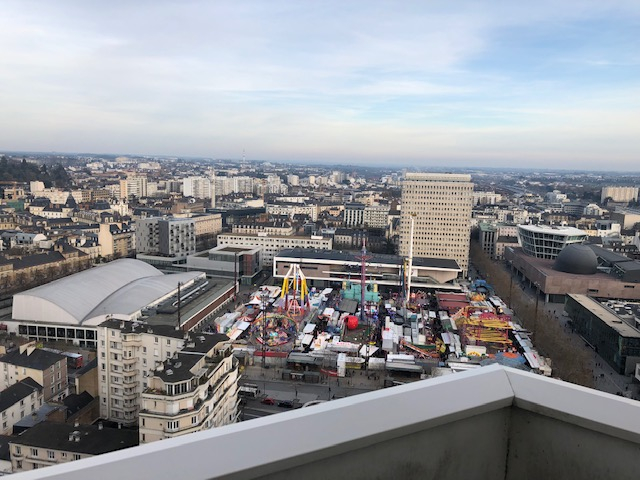 A LOUER, Centre ville de Rennes, T2 de 54 m², parking