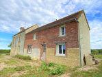 Maison en pierres à vendre aux portes d'Argentan sans vis à vis