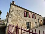 Maison en pierre rénovée Sarceaux