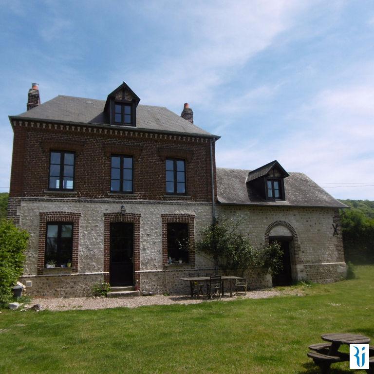 maison à louer SAINT MARTIN DE BOSCHERVILLE