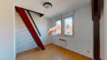 TEXT_PHOTO 1 - Amiens, proche centre ville, Esiee, Fac d'arts et citadelle, appartement en bon état comprenant une chambre en duplex. Petit prix !