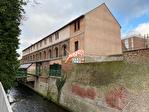 TEXT_PHOTO 6 - Amiens, proche centre ville, Esiee, Fac d'arts et citadelle, appartement en bon état comprenant une chambre en duplex. Petit prix !