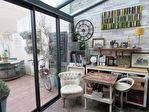 TEXT_PHOTO 1 - À vendre Amiens St Acheul / Quartier Anglais - Maison avec cour carrelée, 3 chambres + 1 bureau, aucun travaux