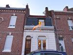 TEXT_PHOTO 0 - À vendre - Amiens St Pierre. Maison rénovée 2 chambres + 1 bureau, cour et dépendance