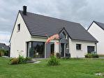 TEXT_PHOTO 0 - À vendre Secteur Villers-Bocage. Pavillon individuel RT 2012, 4 chambres, garage, terrasse, terrain