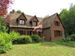 TEXT_PHOTO 0 - A vendre à 10 minutes d'Amiens - Pavillon d'architecte avec sous-sol sur terrain arboré, 5 chambres, 1 en rez-de-chaussée, 2 pièces d'eau