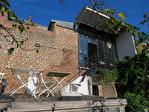TEXT_PHOTO 0 - À vendre - Amiens Sud. Maison d'architecte aux volumes surprenants. 3 à 4 chambres dont une suite parentale, grand jardin exposé Sud, cave à vin, sous-sol