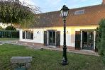 TEXT_PHOTO 0 - A vendre secteur Picquigny, maison 15 km d'Amiens et de la zone industrielle, maison de type 6, composée de 4 chambres possibilité 5, dont deux en rez de chaussée, garage, jardin
