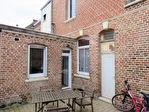 TEXT_PHOTO 0 - A vendre - Amiens Saint Pierre. Maison avec 3 chambres, possibilité 4, cour avec accès rue.