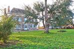 TEXT_PHOTO 0 - A vendre - Villers-Bocage. Maison de maître du XIXème siècle, demeure de caractère avec dépendance et garage, 5 chambres, parc clos et arboré