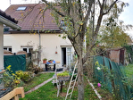 TEXT_PHOTO 0 - A vendre, Amiens sud, appartement rez de jardin avec 220m² de terrain et garage