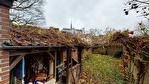 TEXT_PHOTO 1 - A vendre - Amiens Saint Leu. Maison amiénoise 2 fenêtres en façade, 3 chambres + 1 bureau. Agréable jardin avec vue Cathédrale
