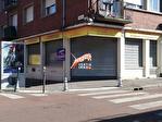 TEXT_PHOTO 0 - A vendre - Amiens Centre-ville, St Germain Les Halles. Proche Beffroi. Local commercial d'environ 100 m² sous-sol compris. Environ 18 mètres de façade