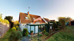 TEXT_PHOTO 1 - A vendre, secteur Hébécourt, pavillon individuel de 3 chambres et 1 bureau sur sous sol complet avec jardin