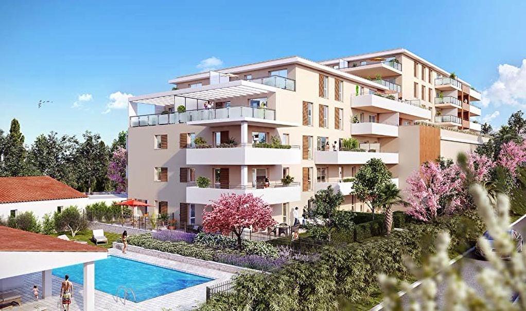 A vendre appartement neuf T2 et T3 de 187.900€ à 278.900€  Les Caillols 13012 Marseille