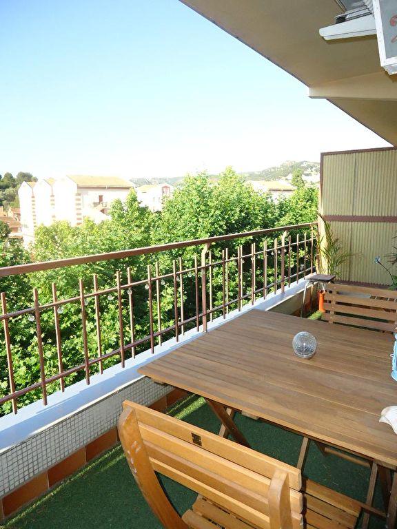 A louer Appartement T3 avec balcon 13190 Allauch
