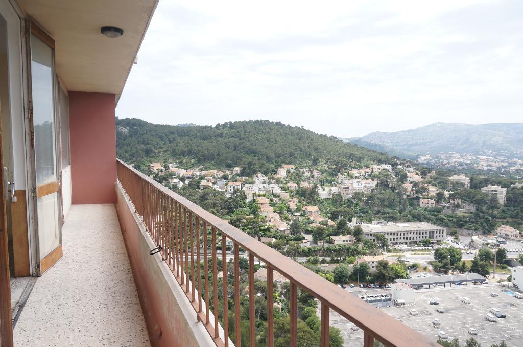 Appartement T2 de 39.76 m2 avec balcon 13009 MARSEILLE