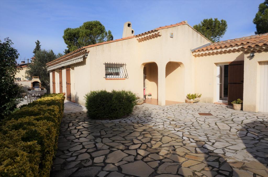 Villa T4 de 97 m² de plain pied  13190 ALLAUCH