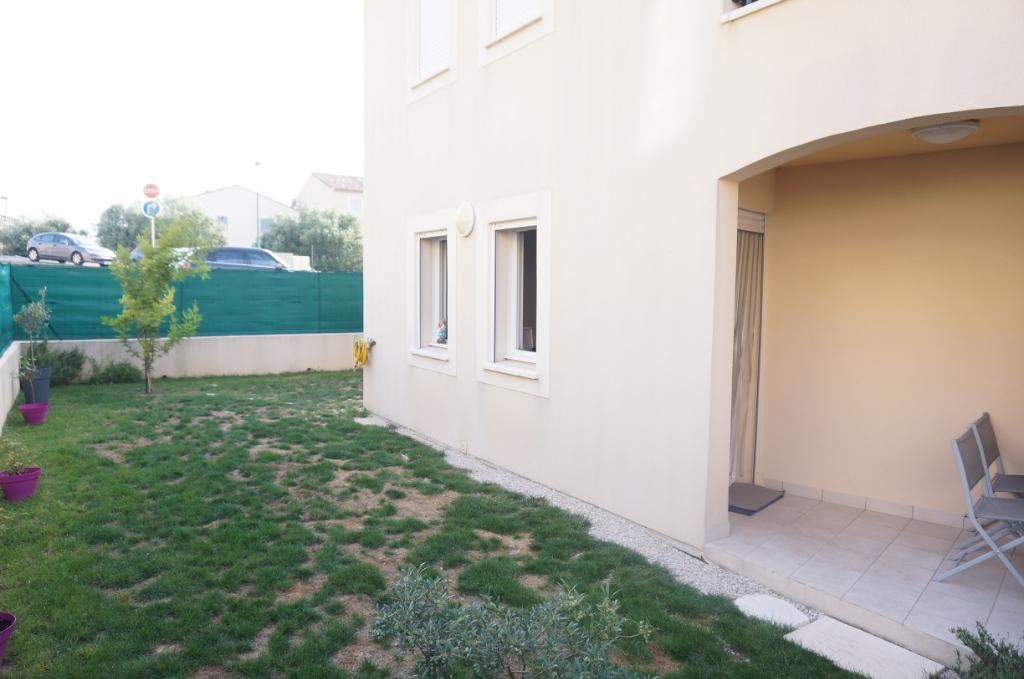 A vendre appartement T2 de 43 m²  avec jardin 13190 Allauch