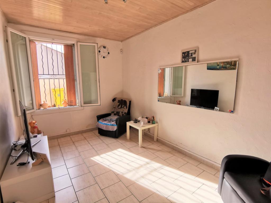 A vendre appartement T3 55m² secteur La Valentine 13011 Marseille