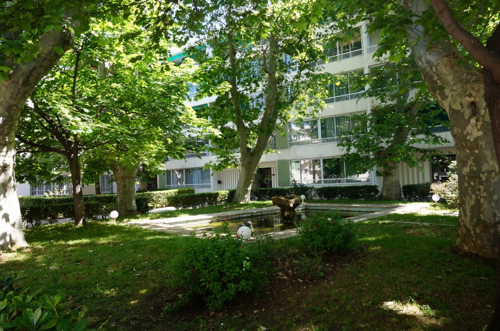 A Vendre appartement T4 75 m² secteur Saint - Just  Lacordaire 13013 Marseille.