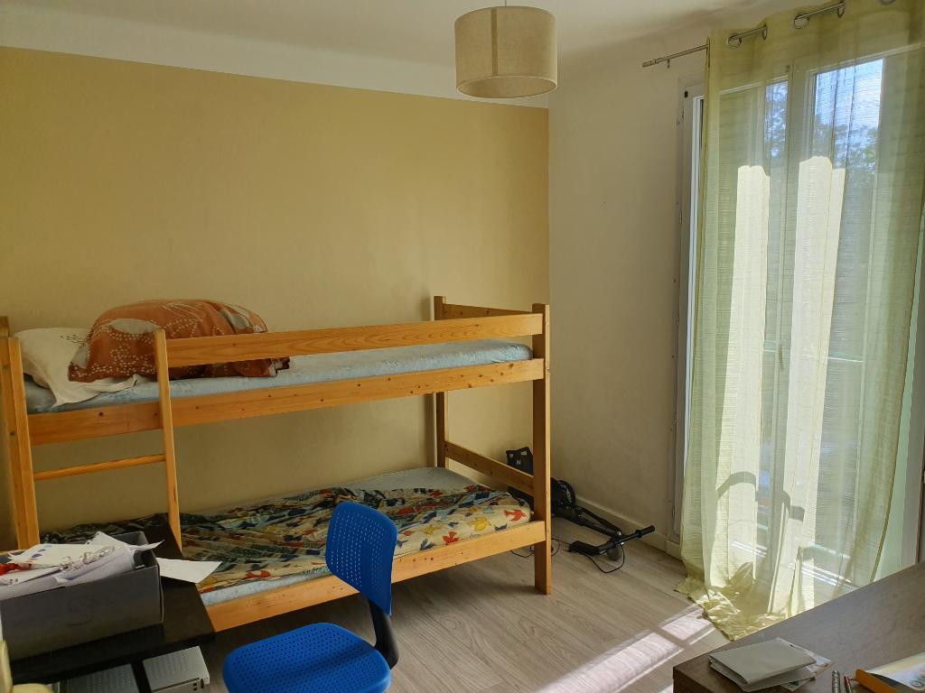 Appartement T3 de 50m² dans résidence calme et arboré secteur St Just 13013 Marseille