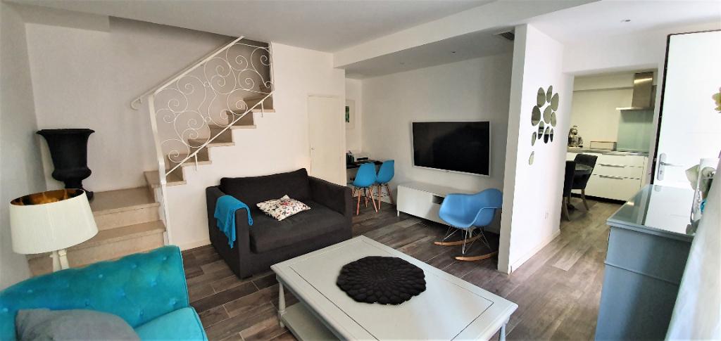 Maison a vendre  4 pièce(s) 75 m2 Chateau Gombert