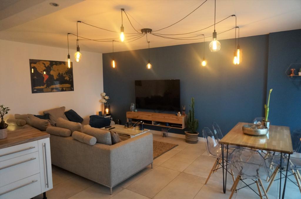 A vendre appartement T3 66 m2 avec terrasse 13011 Marseille