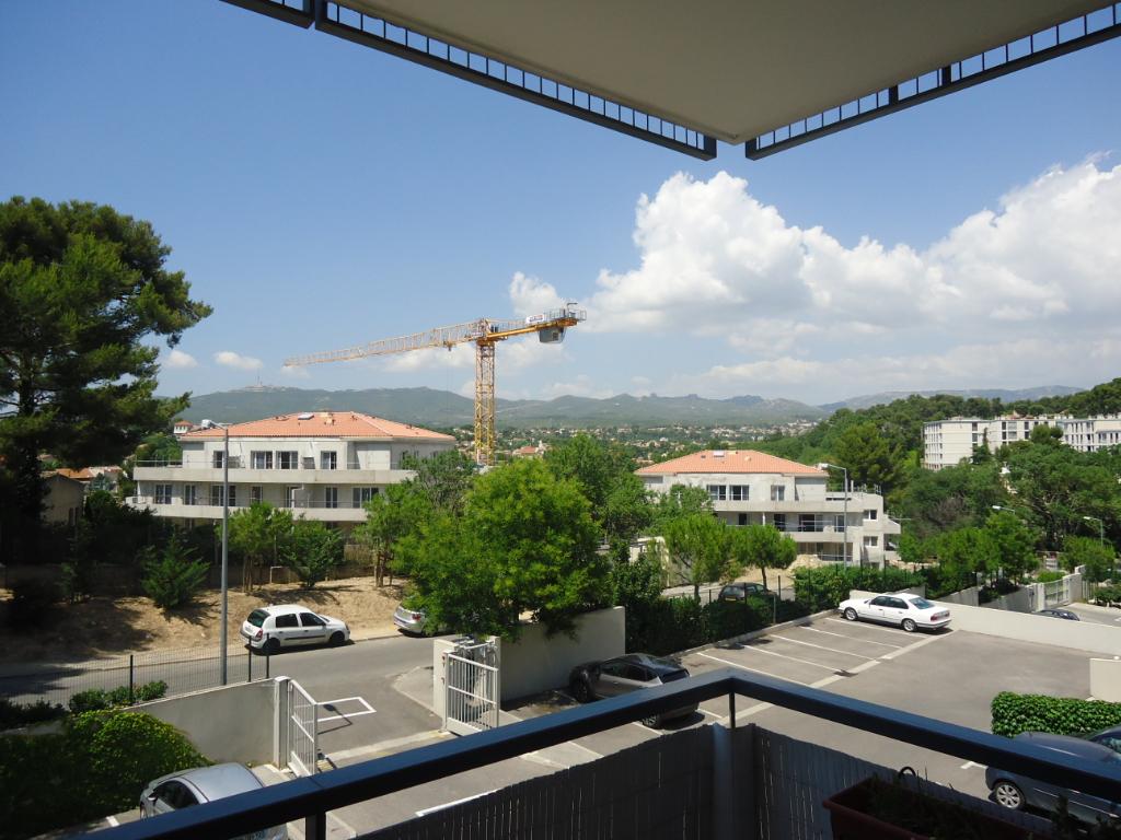A vendre appartement T2 de 44m² sur le secteur Croix Rouge 13013 Marseille