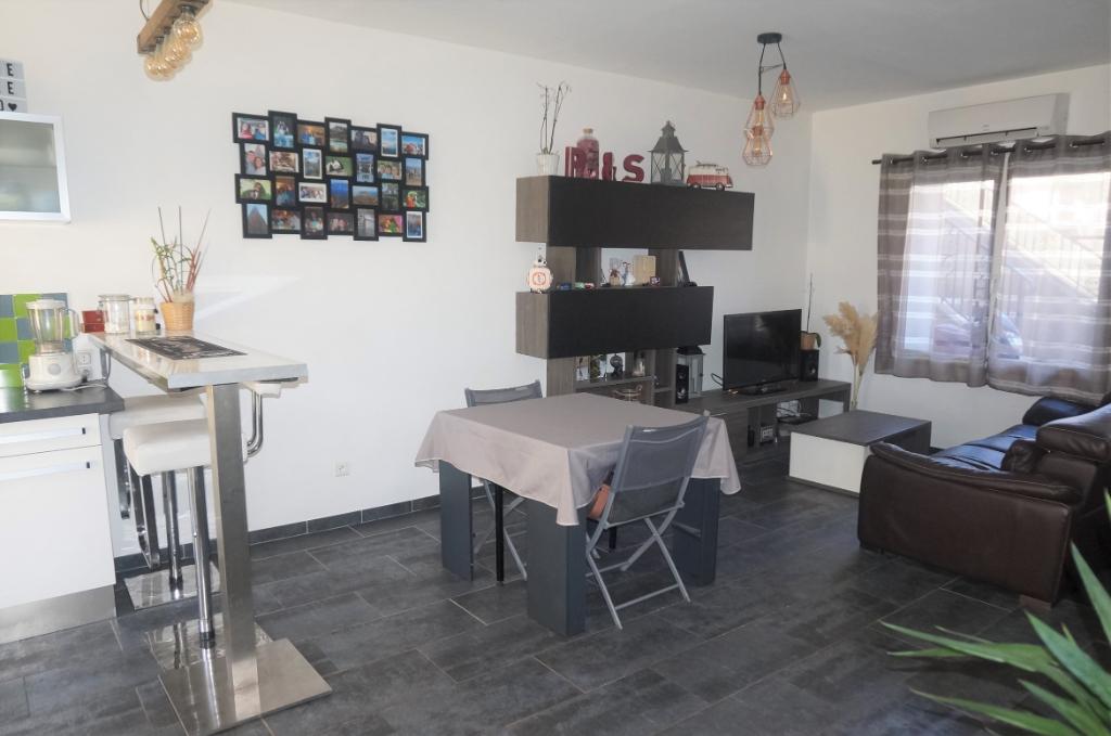 A vendre appartement T3 avec terrasse ensoleillée 13011 Marseille