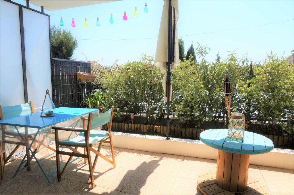 A vendre bel appartement de type 2 dans résidence récente Château Gombert 13013 Marseille