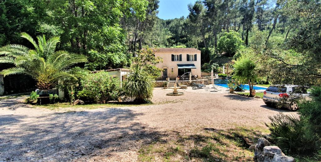A vendre magnifique maison/villa de 180 m² Allauch secteur Logis Neuf