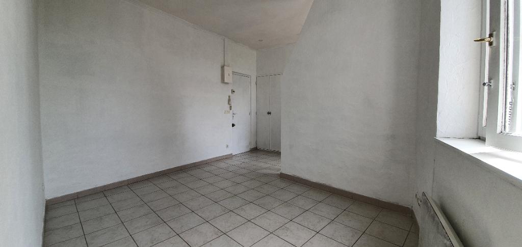 A vendre appartement T1 de 21 m2 Marseille 13004 limite 13012