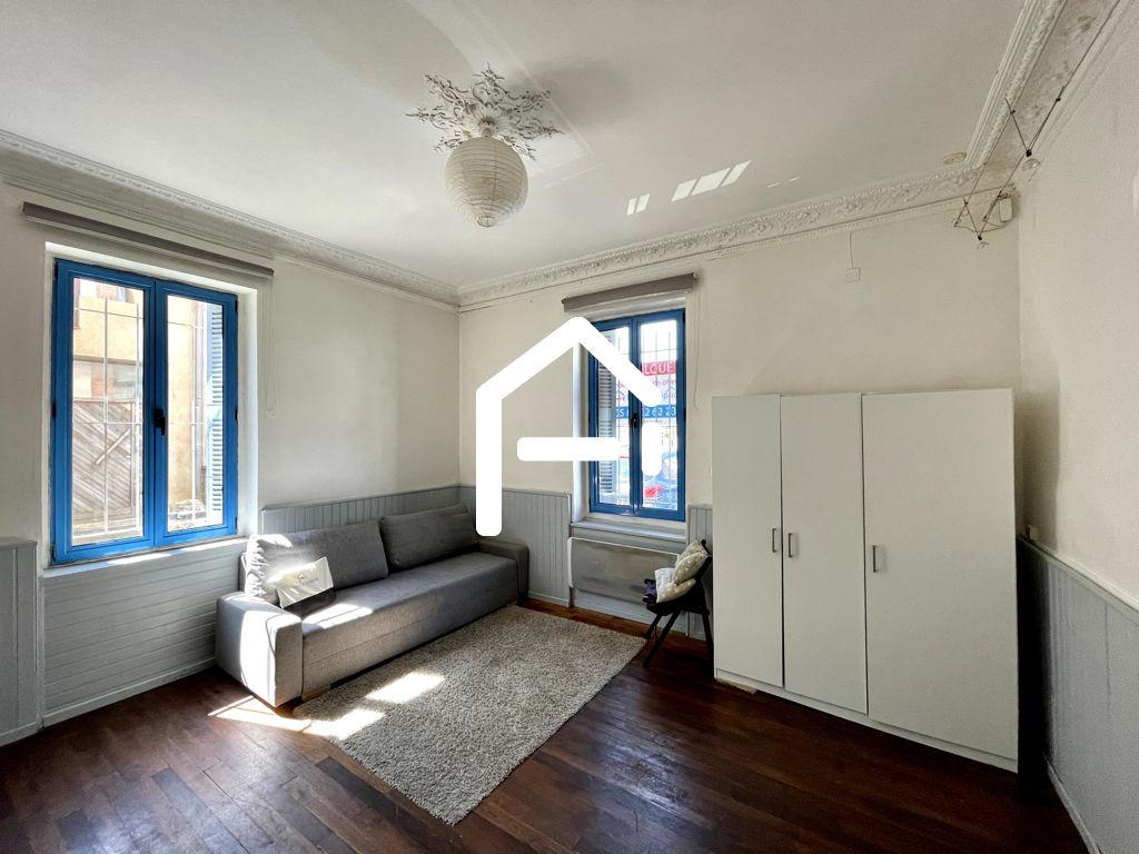 Appartement  A Louer Toulouse 1 pièce 24 m²