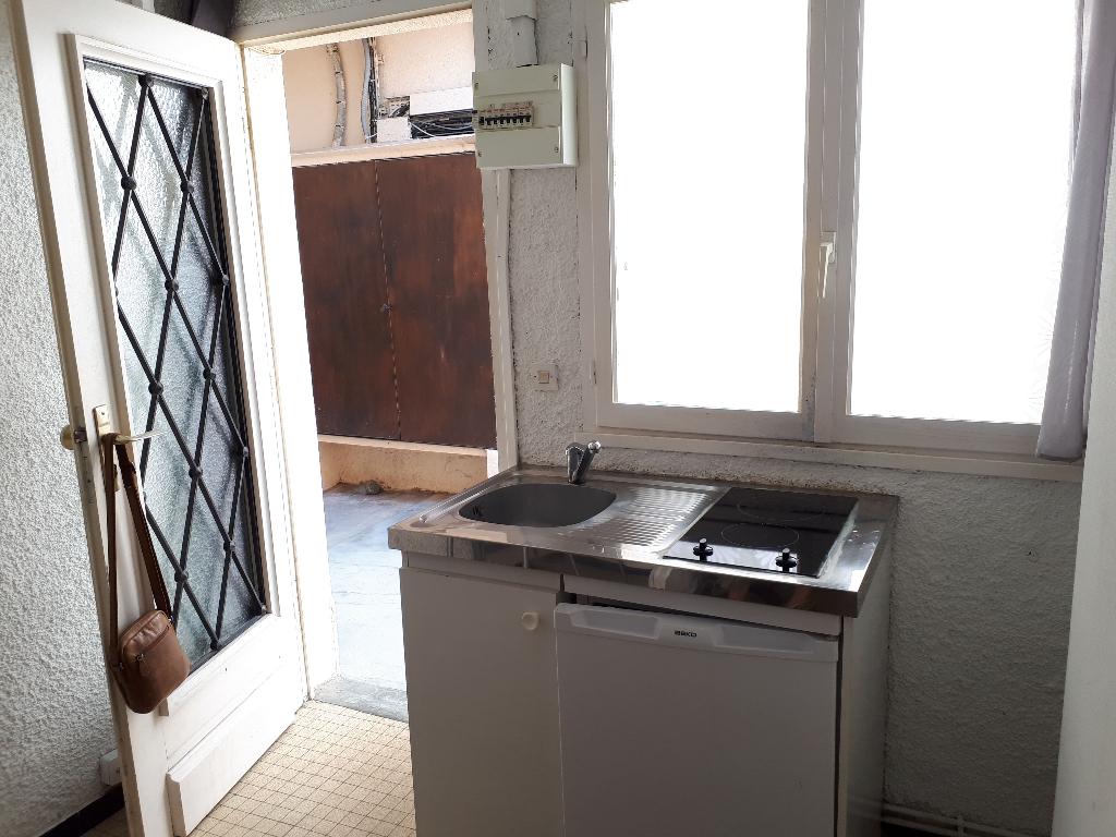 A Louer Appartement Toulouse 1 pièce(s) 290€ CC