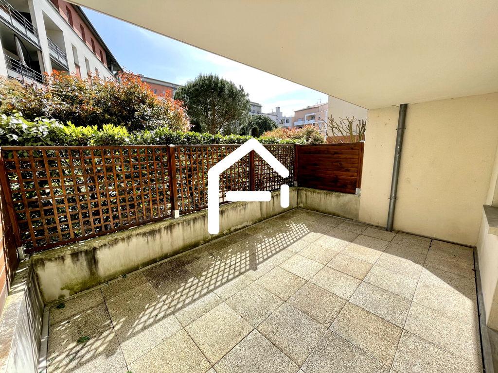 A Louer Toulouse PATTE OIE Appartement  1 pièce(s)450€cc