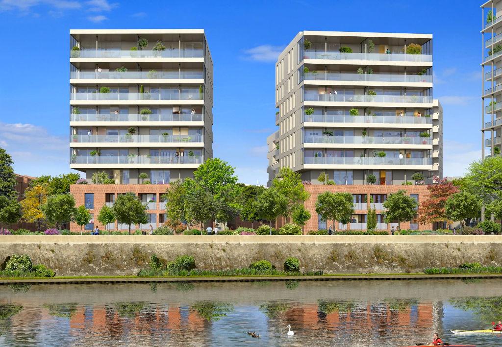 A vendre Appartement Toulouse / croix de pierre 2 pièce(s)  39,47m2  NEUF