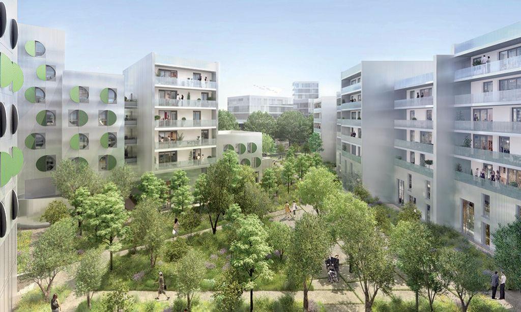 A VENDRE Appartement  4 pièce(s) 80,34 m2  TOULOUSE / CARTOUCHERIE
