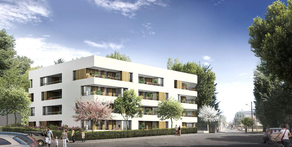 A Vendre TOULOUSE 31400 Appartement T3 61 m2