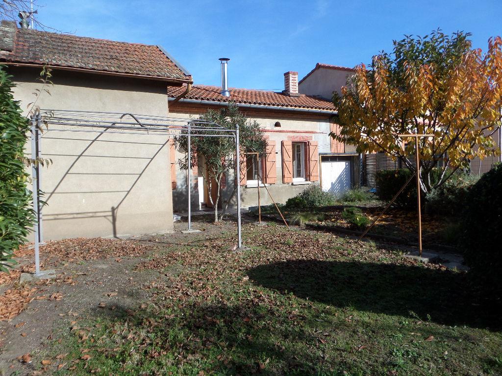 A VENDRE, MAISON DE VILLE, T3, TOULOUSE LAFOURGUETTE