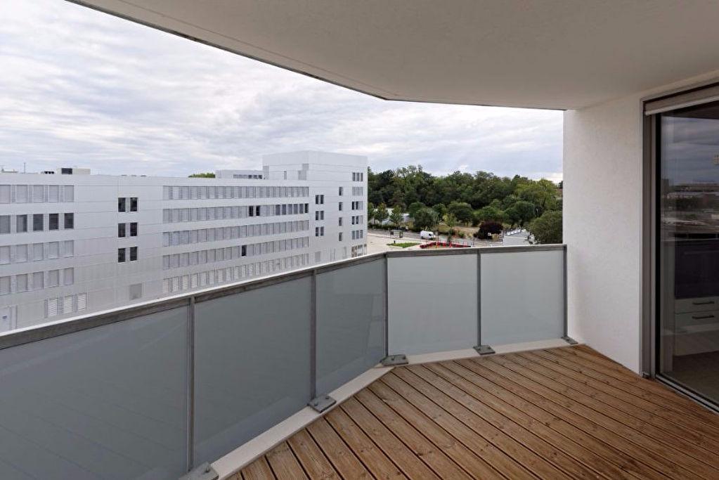 A Vendre TOULOUSE LA CARTOUCHERIE Appartement T3 64 m² hab terrasse et parking