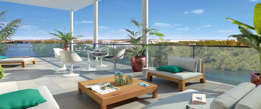 a vendre Appartement Toulouse / croix de pierre 5 pièce(s)  135 m²