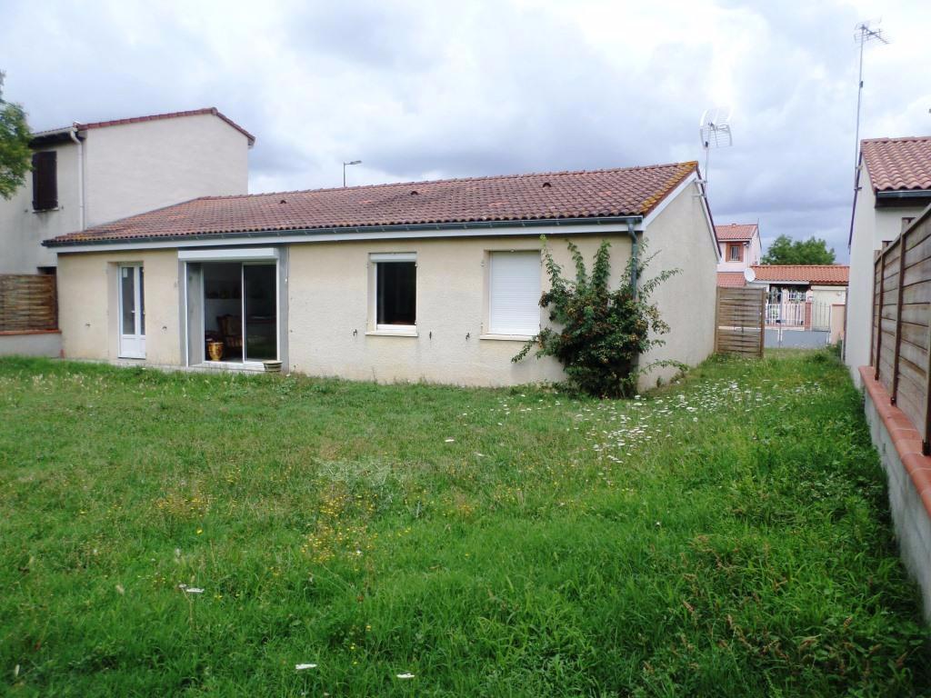 A Vendre  TOULOUSE Maison PLAIN PIED  Toulouse