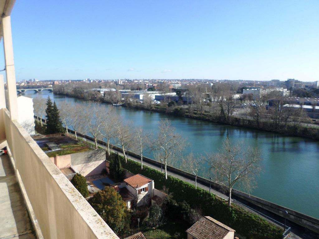 Appartement Toulouse Saint Cyprien 4 pièce(s) 80m2