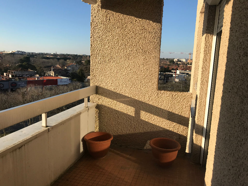 TOULOUSE Cépière  à vendre T4 85m², balcon et cave