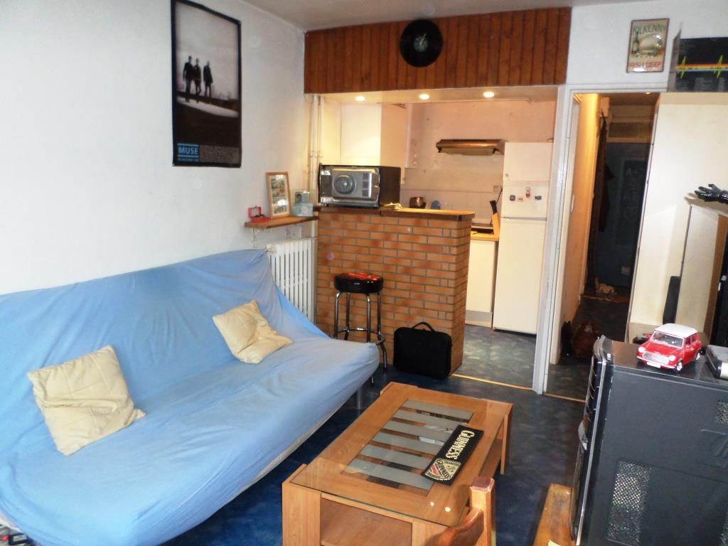 Appartement Toulouse Saint Cyprien 2 pièce(s) 38 m2