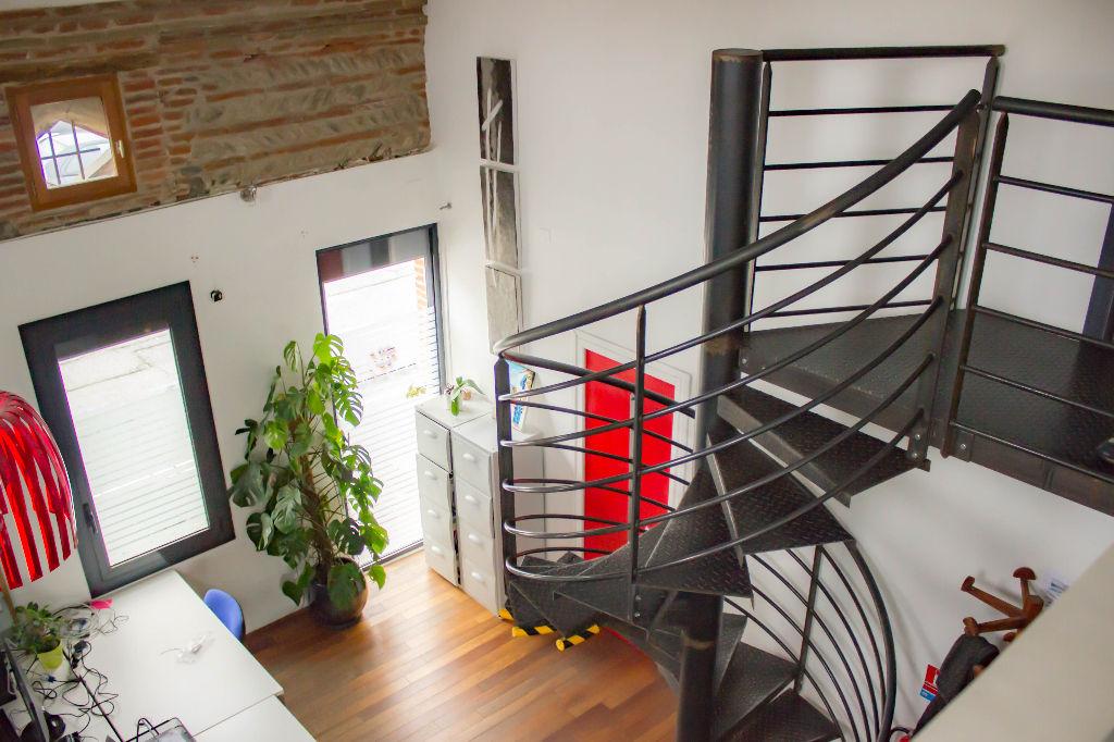Toulouse Gironis - Toulousaine de 8 pièces 200 m2 avec terrain de 600m²