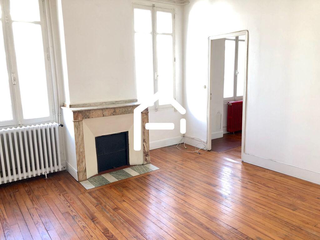 Port Saint Sauveur Appartement Toulouse 3 pièce(s) 65 m2