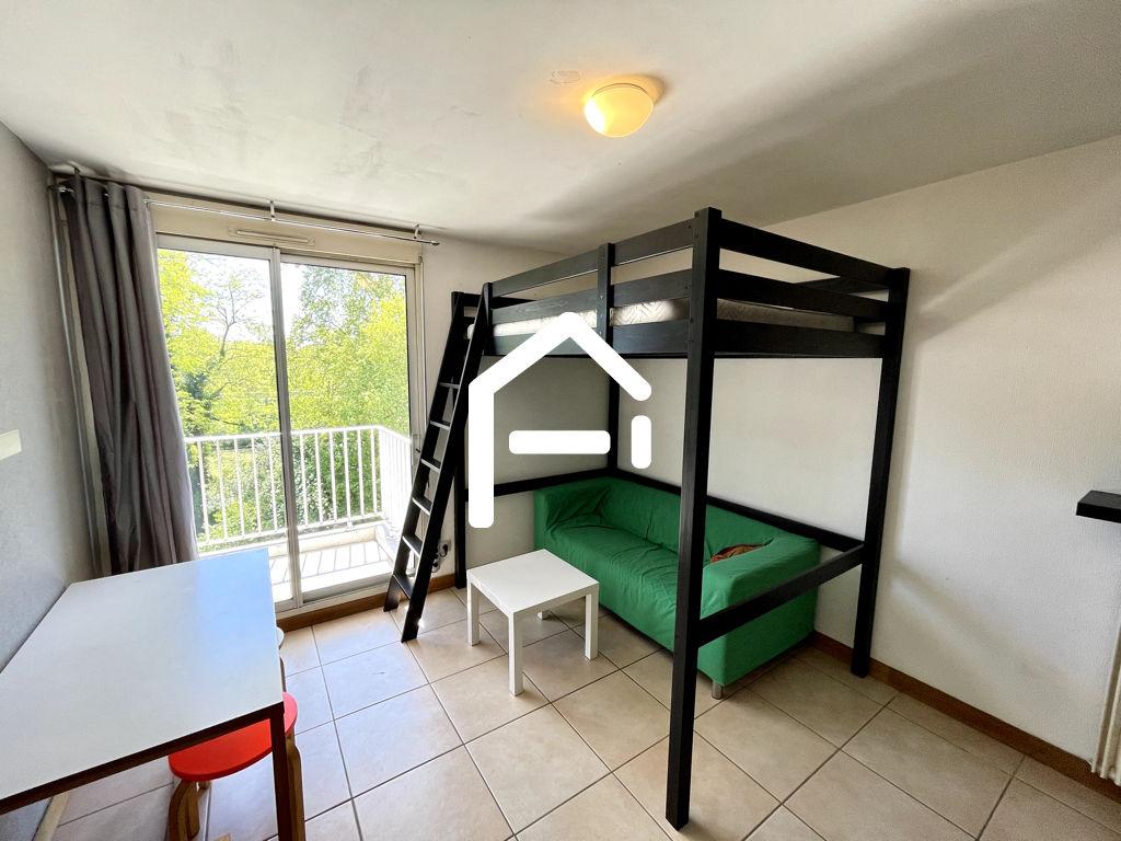 AMIDONNIERS  Appartement Toulouse 1 pièce(s)