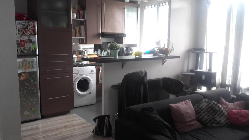 Appartement Toulouse 2 pièce(s) 42 m2  VENDU LOUE POUR INVESTISSEUR